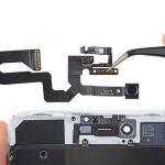 iPhone 8 Plus - Thay thế camera phía trước và cáp cảm biến