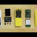 Nokia 8110 4G - Hướng dẫn tháo lắp