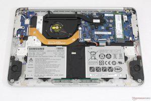 Samsung Notebook 9 900X3T – Hướng dẫn tháo lắp