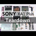Sony Xperia XA1 Plus - Hướng dẫn tháo lắp