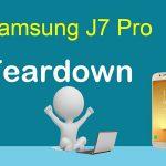 Samsung J7 Pro - Video hướng dẫn tháo lắp
