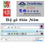 Phần mềm viết sớ hán nôm - phần mềm dịch hán nôm full cr@ck