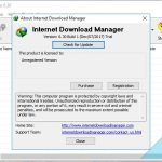 Internet Download Manager Mới Nhất + Trial Reset Không Lo Bản Quyền