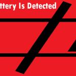 No battery is detected- Cách khắc phục lỗi trên Laptop